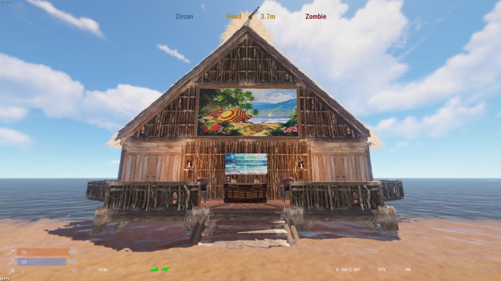 Public Beach House